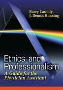 Ethics And Professionalism Book PDF