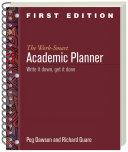 The Work-Smart Academic Planner