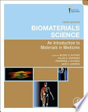 """""""Biomaterials Science: An Introduction to Materials in Medicine"""" by Buddy D. Ratner, Allan S. Hoffman, Frederick J. Schoen, Jack E. Lemons"""