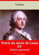 Précis du siècle de Louis XV
