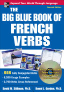 The Big Blue Book of French Verbs with CD-ROM, Second Edition