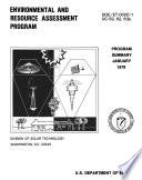 Environmental and Resource Assessment Program Book