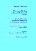 Newton's Principia revisited