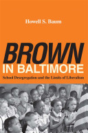 """""""Brown"""" in Baltimore"""