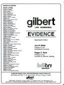 Gilbert Law Summaries: Evidence - Seite 353