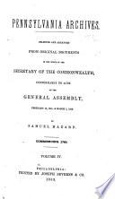Pennsylvania Archives