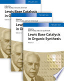 Lewis Base Catalysis in Organic Synthesis Book