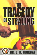 Pdf The Tragedy of Stealing