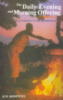 The Daily Evening and Morning Offering  Agnihotra  According to the Br  hmanas