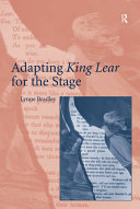 Pdf Adapting King Lear for the Stage Telecharger