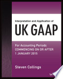 Interpretation and Application of UK GAAP