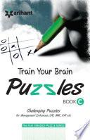 Train Your Brain Puzzles Book C