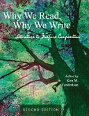 Why We Read  Why We Write  An Anthology of Short Fiction  Second Edition