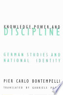 Knowledge, Power, and Discipline