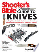 Download  Shooter's Bible Guide to Knives  Free Books - Top Rankers