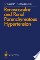 Renovascular And Renal Parenchymatous Hypertension Book PDF