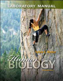 Lab Manual for Human Biology Book