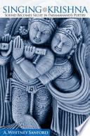 Singing Krishna