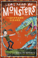Leo s Map of Monsters  The Spitfang Lizard