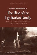 The Rise of the Egalitarian Family