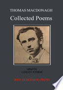 Collected Poems Of Thomas Macdonagh