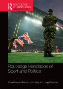 Routledge Handbook of Sport and Politics Pdf/ePub eBook