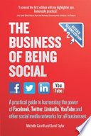 Business Of Being Social 2nd Edition