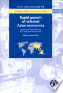 Rapid Growth of Selected Asian Economies