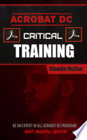 Acrobat Dc Critical Training