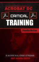 Acrobat DC Critical Training Pdf/ePub eBook