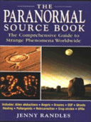 The Paranormal Source Book