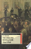 The English Revolution 1642-1649