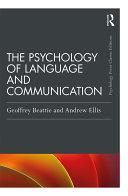 The Psychology of Language and Communication [Pdf/ePub] eBook