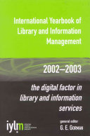 The Digital Factor in Library and Information Services Book
