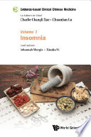 Evidence based Clinical Chinese Medicine   Volume 7  Insomnia
