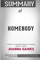 Summary of Homebody