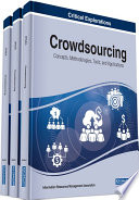 Crowdsourcing Concepts Methodologies Tools And Applications