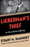 Lieberman's Thief Pdf