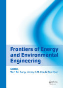 Frontiers of Energy and Environmental Engineering Pdf/ePub eBook