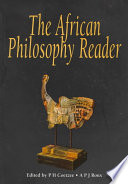 The African Philosophy Reader PDF