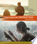 International Marketing  An Asia Pacific Perspective Book