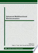 Advanced Multifunctional Electroceramics Book