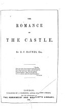 Pdf The Romance of the Castle