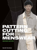Pattern Cutting For Menswear Book PDF