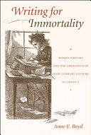 Writing for Immortality