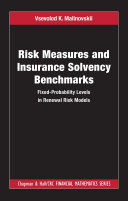 Risk Measures and Insurance Solvency Benchmarks