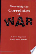 Measuring The Correlates Of War