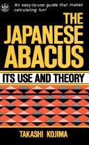 Japanese Abacus Use & Theory