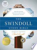 The Swindoll Study Bible NLT  Tutone