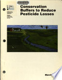 Conservation Buffers to Reduce Pesticide Losses